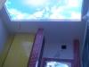 потолок небо в ванной