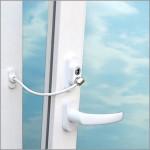Ограничитель открывания окна Penkid с тросом