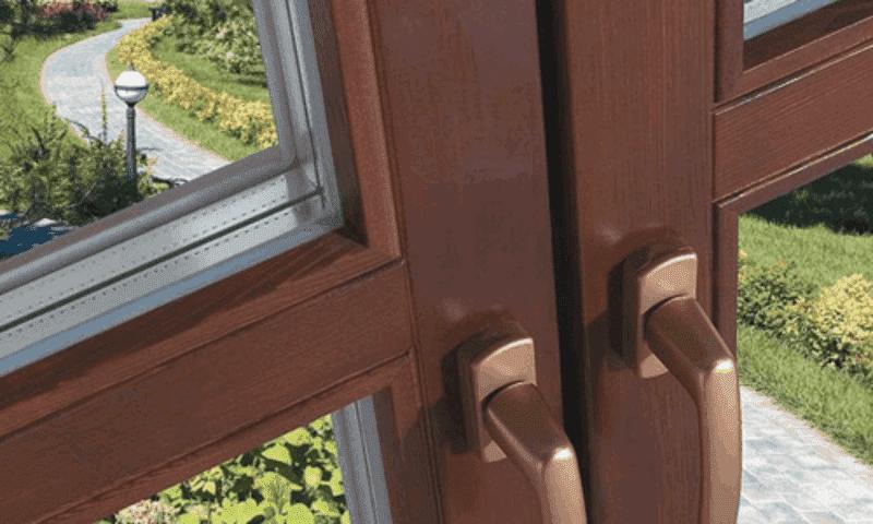 деревянные евроокна казань