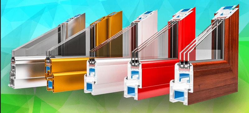 Цветные пластиковые окна в Адыгейске